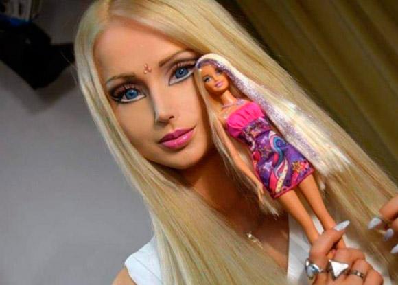 Valeria Lukyanova (Barbie Humana)
